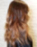 Saturday balayage hair vibes 🥰 ._._Call