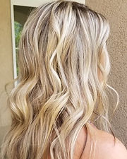 Beautiful fall cool toned blonde by _chl