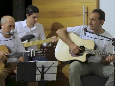 A música como instrumento divino