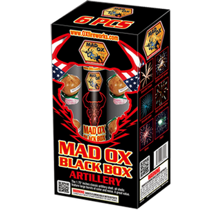Max Ox Black Box artillery