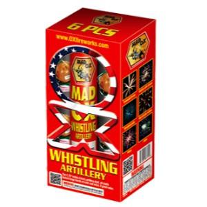 Whistling Artillery