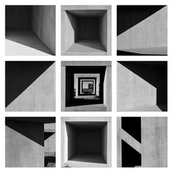 Exhibición: Geometric shadows
