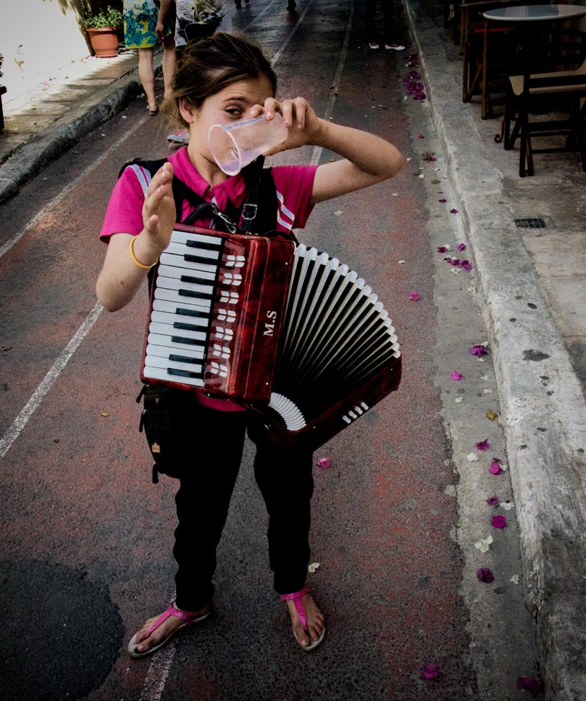 The girl and her accordion- Mykonos #8.jpg