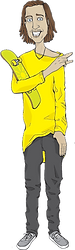 Personnage de Divers-Gens : Vincent