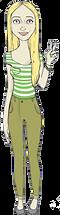 Personnage de Divers-Gens : Éryka