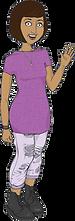Personnage de Divers-Gens : Samya