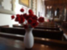 Bayford remberence poppies 2018.JPG