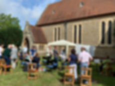 Outside service in Bayford 2.jpg