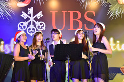 2015 UBS Christmas Party