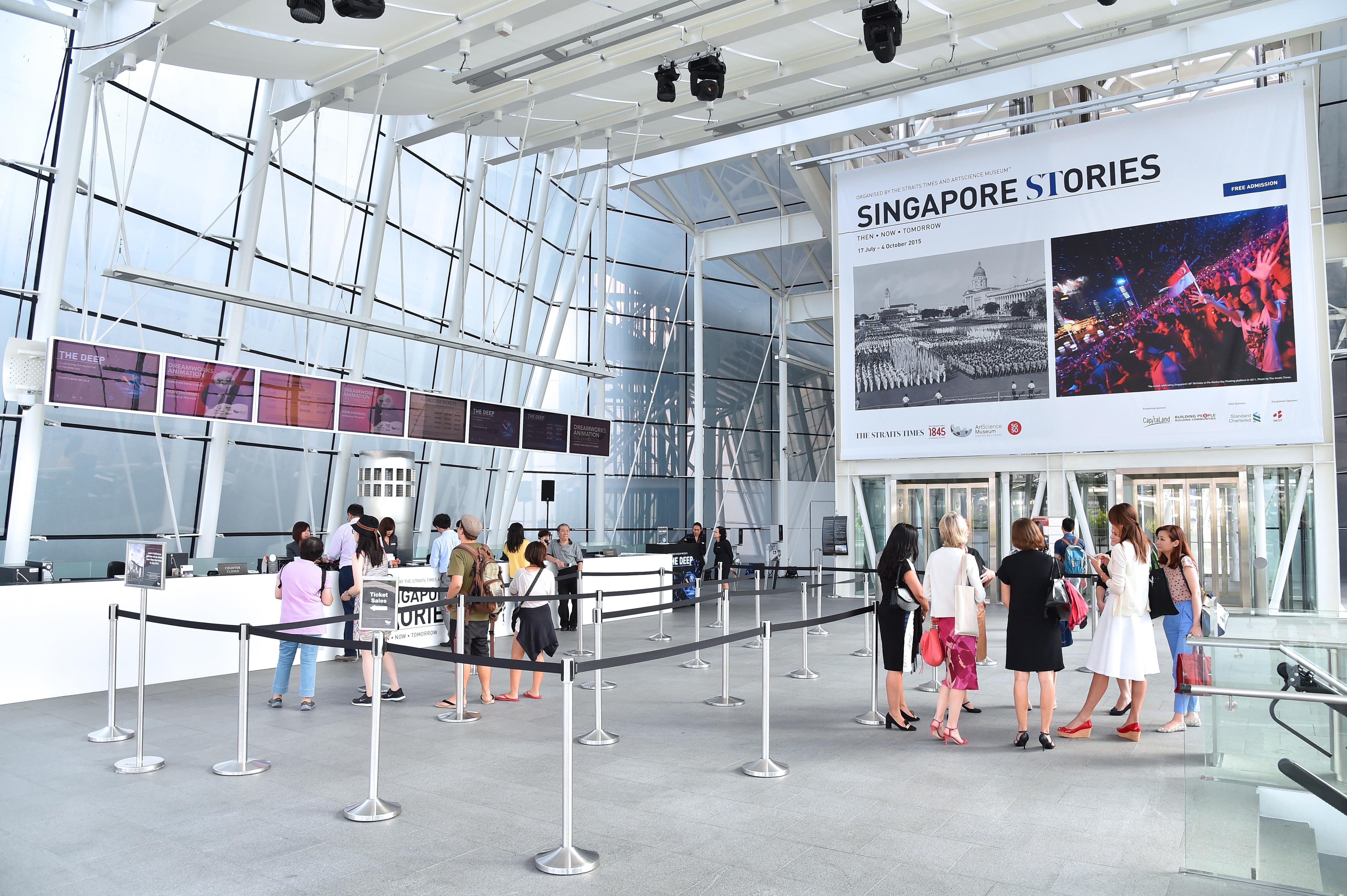 2015 Singapore Stories