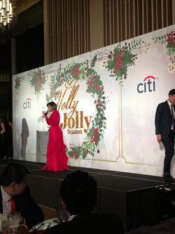 Citi Holly Jolly Christmas
