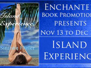 Blog Tour - ISLAND EXPERIENCE