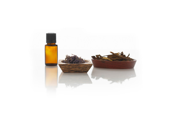 Inhaling essential oils & the effect on the limbic system of the brain