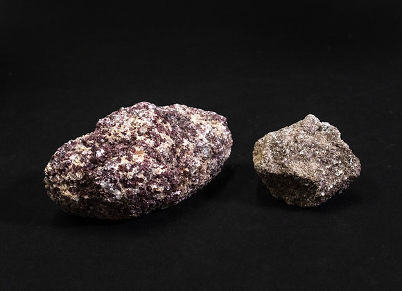 Lepidolite Tranquility Rock Sold In Bulk By The Pound