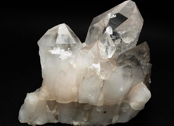 Geological Decor Quartz Crystal Cluster