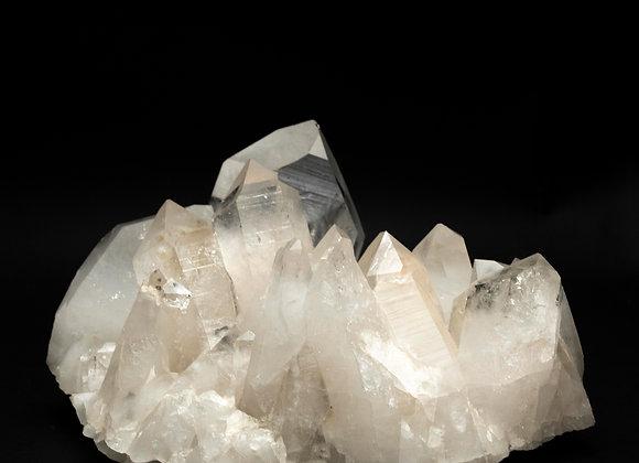 Healing Quartz Crystal Cluster