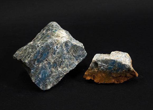 Raw Labradorite Rock Specimen