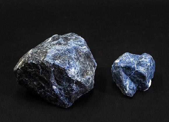 Bulk Sodalite Rough Uncut Rock Specimen
