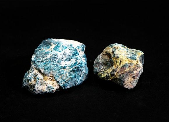 Natural Apatite Rough Rock