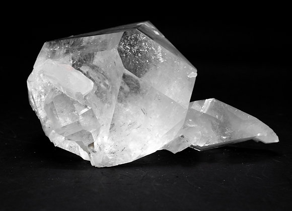 Double Terminate Quartz Crystal