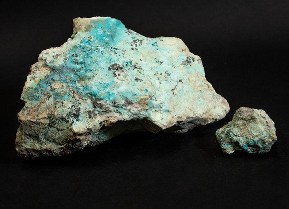 Bulk Chrysocolla Natural Blue Stone