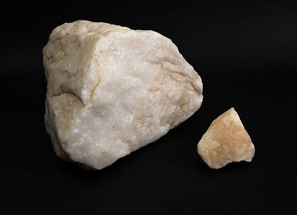 Large & Small Calcite Rough Stones
