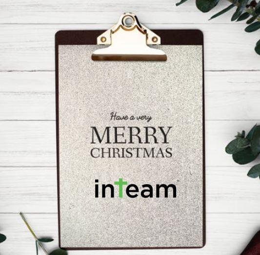 Merry Christmas inTeam