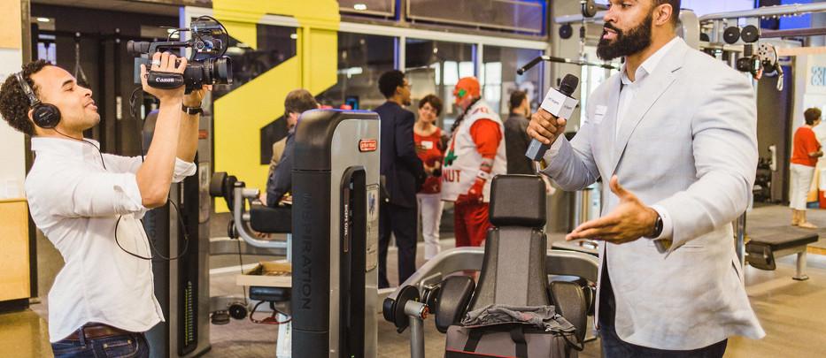 Doug Worthington - inTeam inspiration Meet & Greet - Mesh Fitness