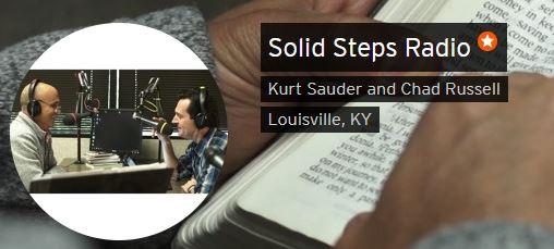 Kurt Sauder and Chad Russell