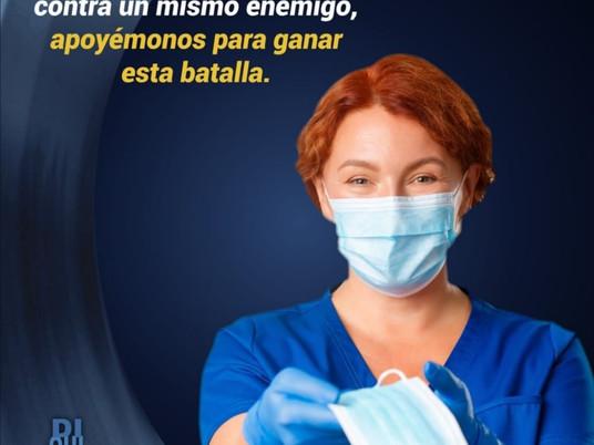 Es momento de extremar precauciones, para protegernos.  Desinfección y Sanitización.