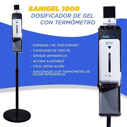 SaniGel 1000 con Termómetro