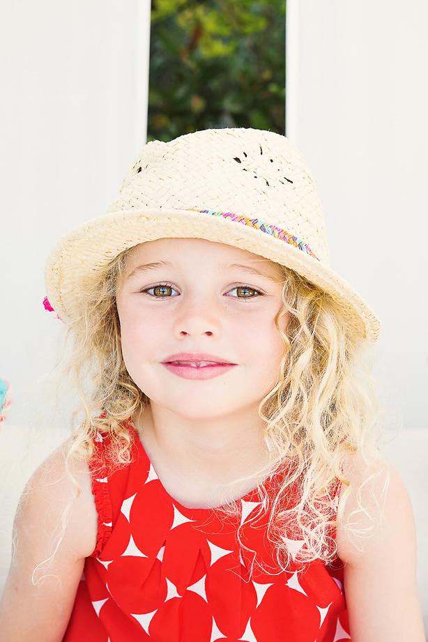 Pretty girl in Sunshine