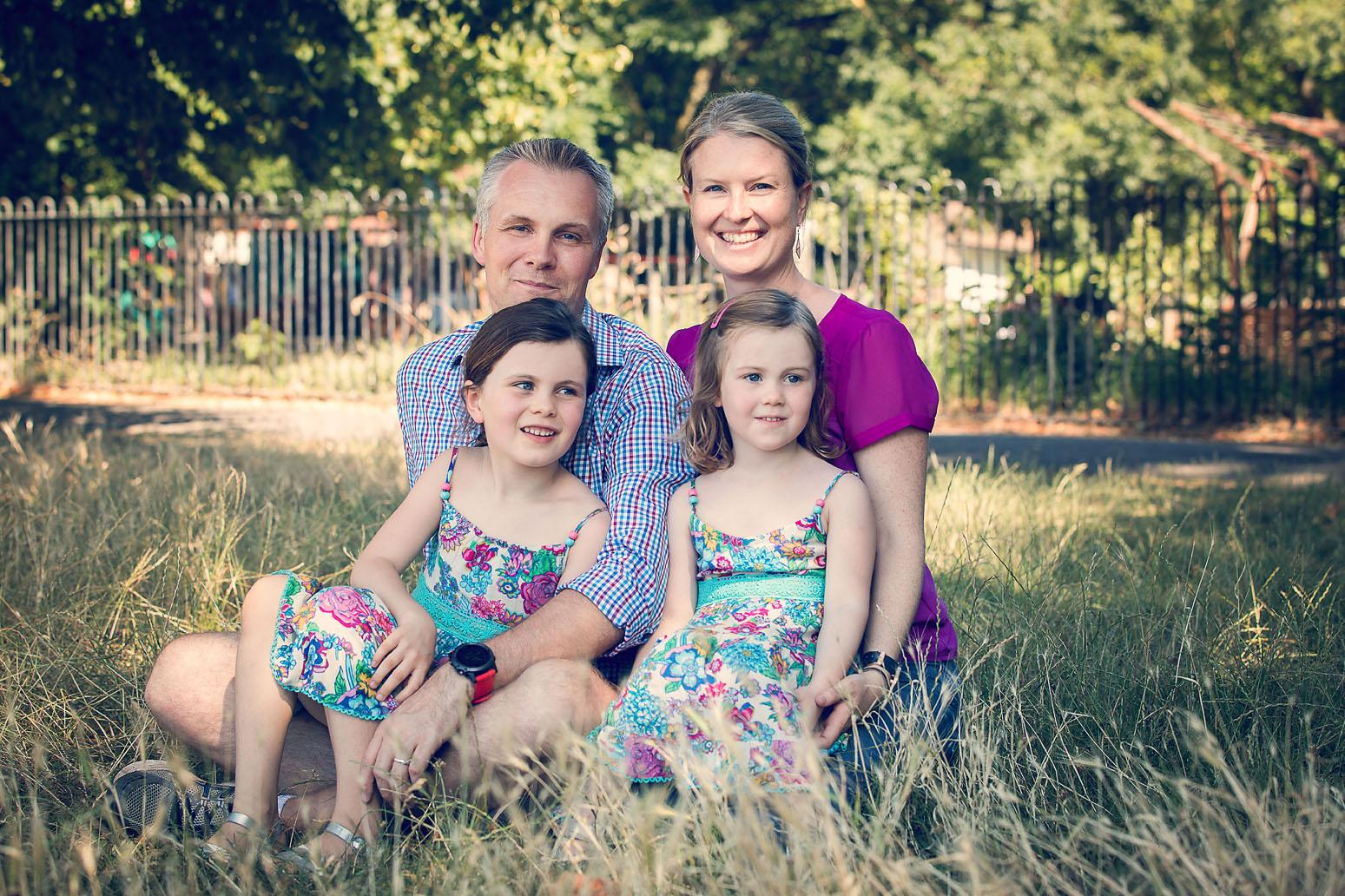 Family Photo London Clapham