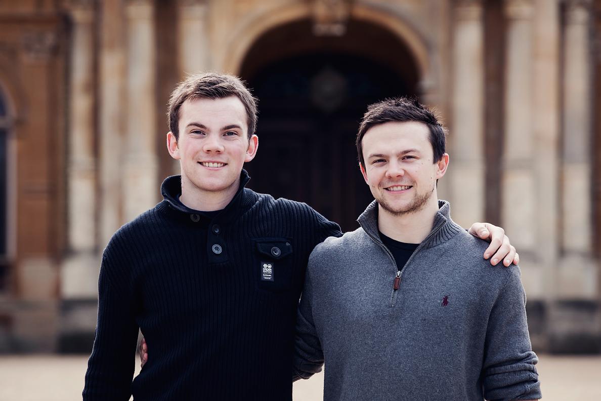 Family Photo Brothers Waddesdon