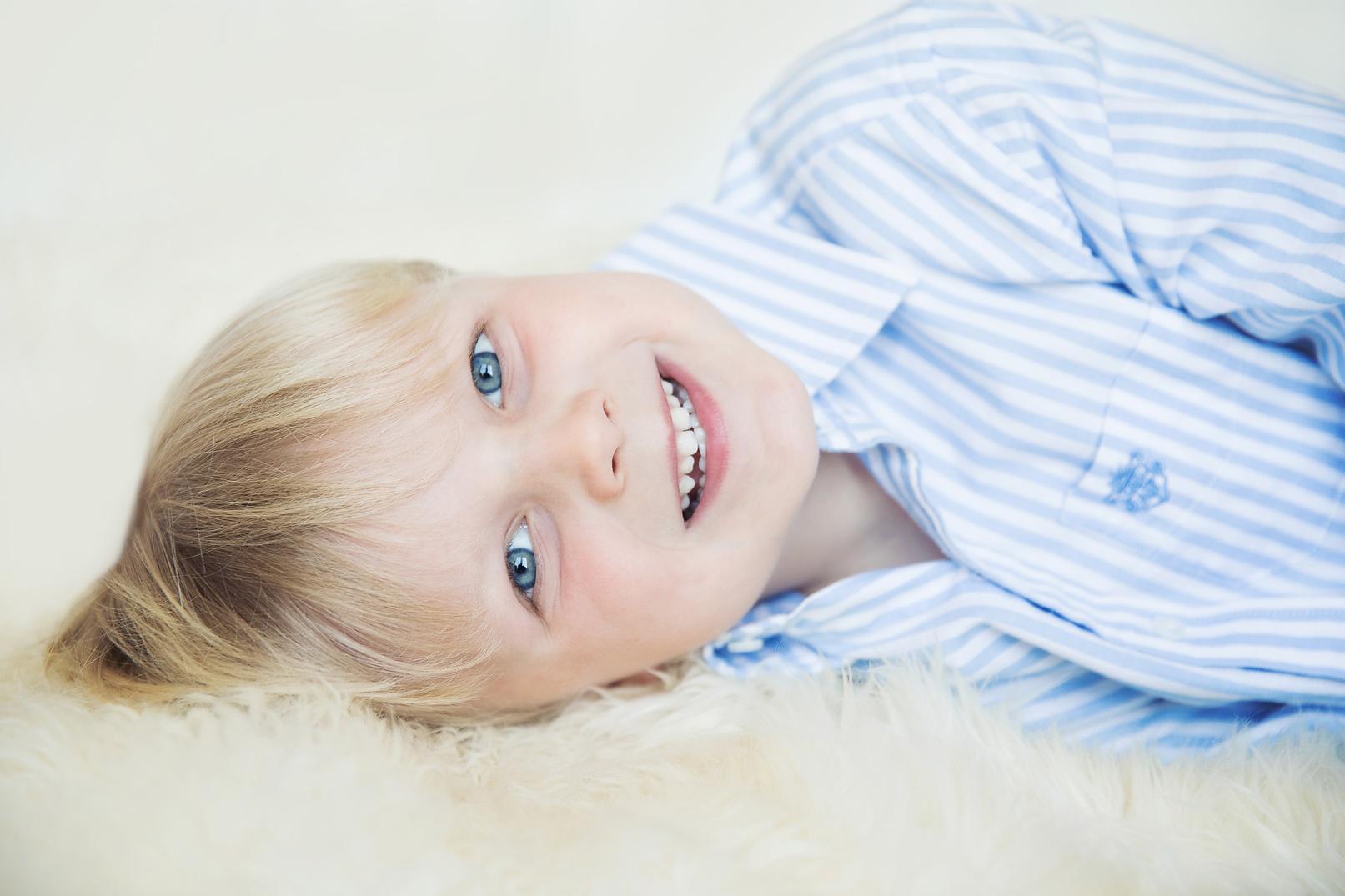 Blue eyed boy Henley