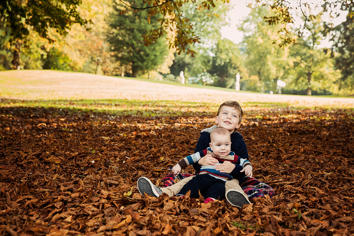 Brothers in the Leaves Waddesdon