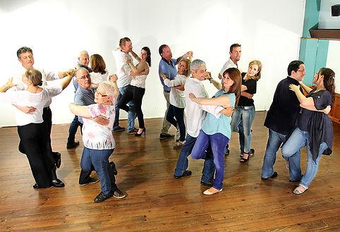 Classes de ball de saló social en barcelona