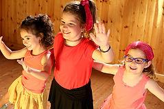Dansa per a nens i nenes en barcelona