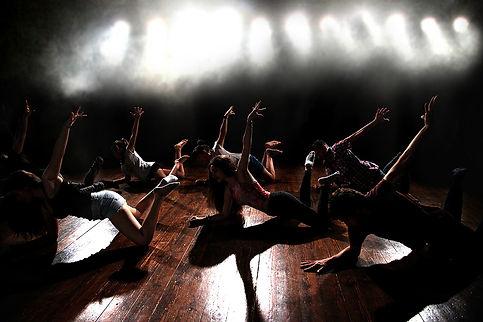 Dansa coreogràfica en Barcelona
