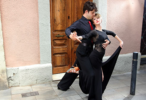 Classes de Tango Argentí