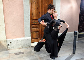 Classes de tango argentí en barcelona
