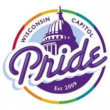 Wisconsin Capitol Pride Logo