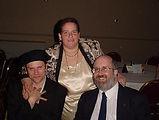 OutReach Staff Harry Straetz, Nikki Baumblatt, and John Quinlan.