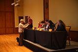 Faith Conferece panel