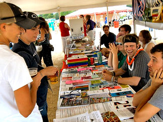 OutReach at Pride 2008