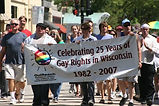 OutReach at Madison Pride 2007