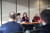 Speaker's Bureau panel