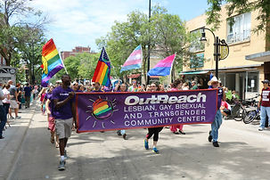 OutReach at Pride 2015