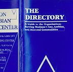 Early 90's Directory Cover