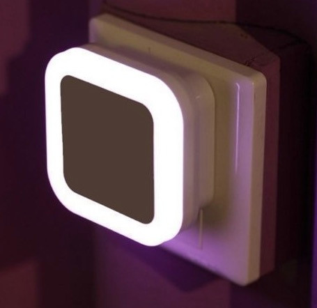 Light Sensor LED Night Light